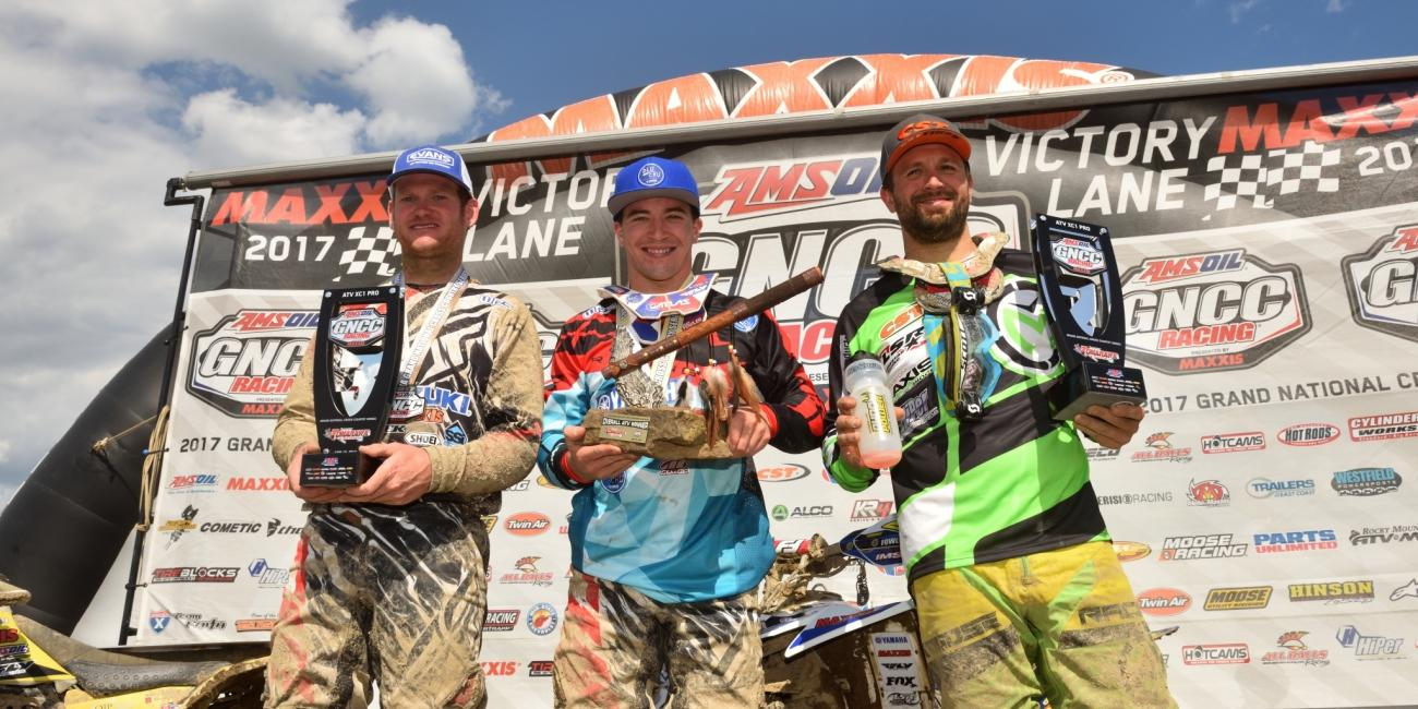 Walker Fowler is Back On-Top at the Dunlop Tomahawk GNCC