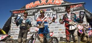 Thad Duvall Goes Back-to-Back at the Dunlop Tomahawk GNCC