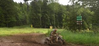 Photo Gallery: Snowshoe Youth ATVs