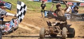 AMSOIL GNCC Racing ATV Highlights: The Wiseco John Penton GNCC