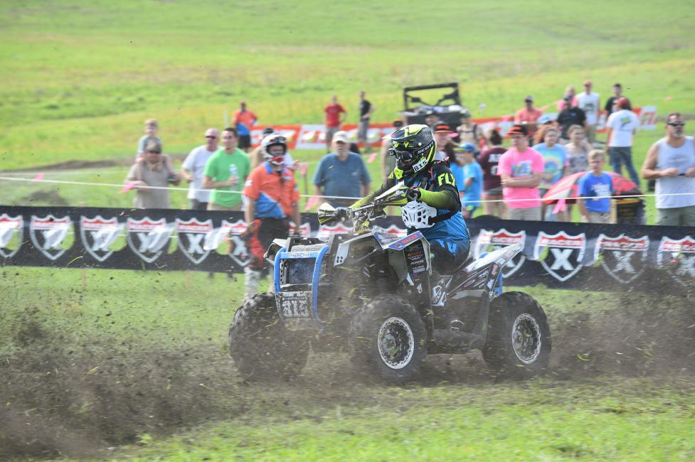 Graham and his wife both race the GNCC circuit! His wife, Becky, races an Single Seat UTV at select rounds.