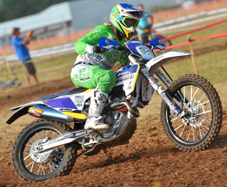 Rocky Mountain ATV*MC/KR4 Arrive-N-Ride Team Report: FIM Six Days Enduro