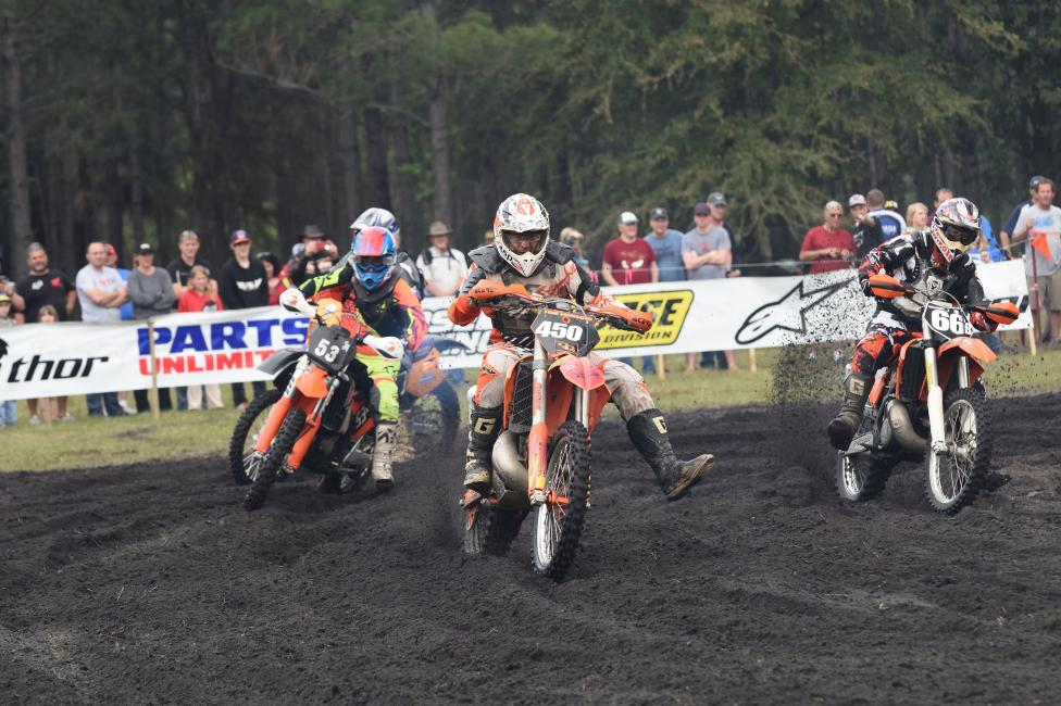 Thomas is the oldest competitor following the entire GNCC Season.