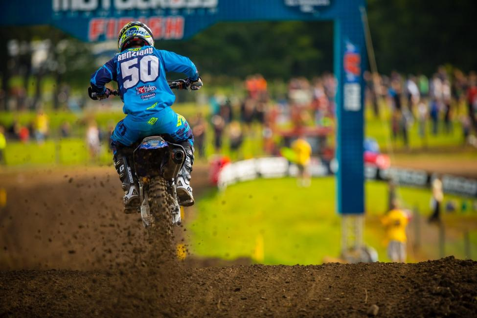 Earlier this year Renzland went 19-21 for 22nd overall at the Unadilla National.
