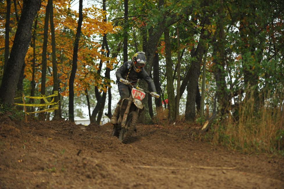 Rockstar Energy Husqvarna Factory Josh Strang claims second place in the XC1 Pro Class at GNCC Round 12.