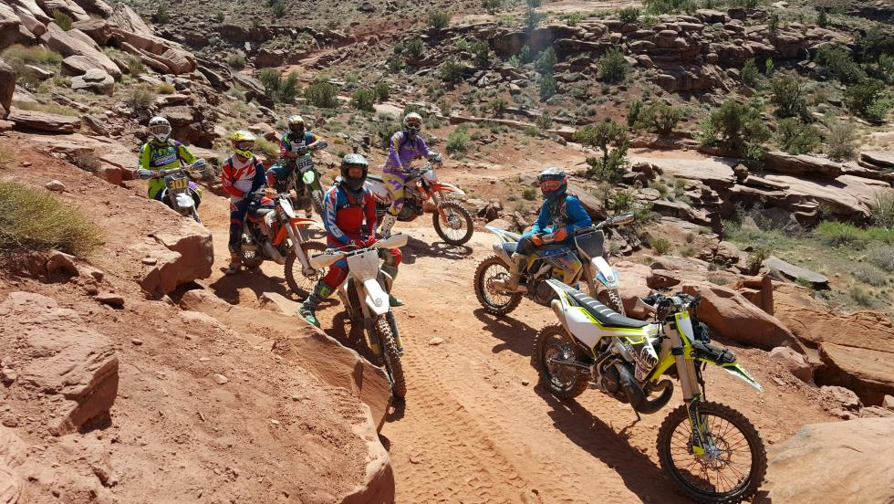 Two winners from each night will be chosen at random to experience a once-in-a-lifetime opportunity courtesy of Rocky Mountain ATV/MC, to a unique riding excursion in Moab, Utah.