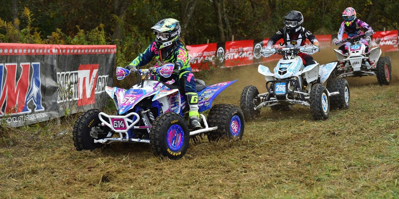 AMSOIL GNCC Racing WXC Highlights: Polaris Ace Powerline Park GNCC