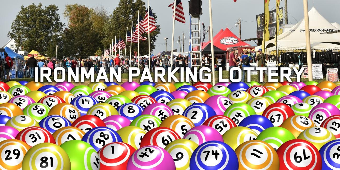 2017 AMSOIL Ironman GNCC Preferred Parking Lottery Now Open
