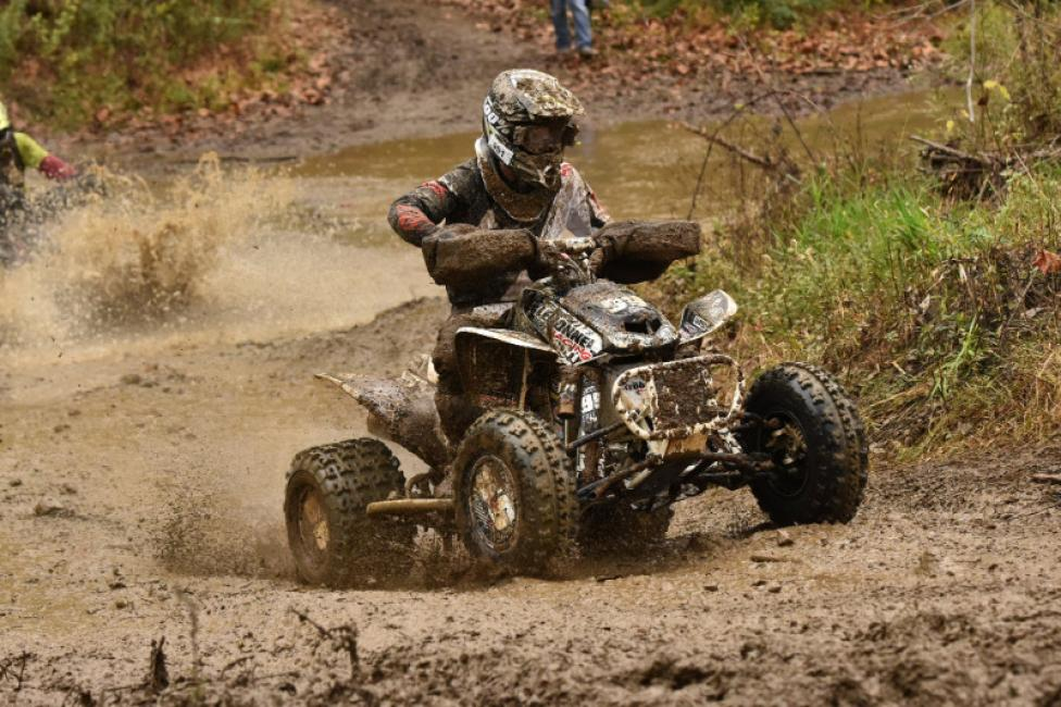 Jeremy LeDonne raced the College B class after wrapping up the 19+ C class title.