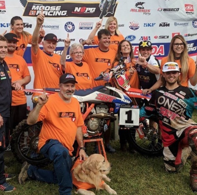 Steward Baylor edged out Thad Duvall for the 2017 AMA National Enduro title!