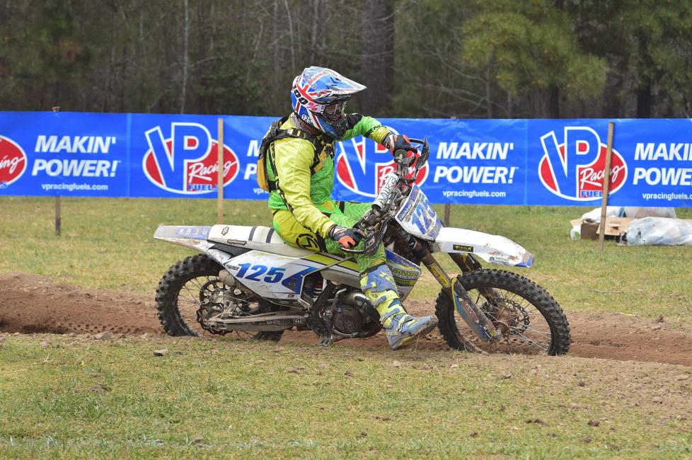 Thomas now holds two XC2 titles, and one XC3 title in the GNCC Series.