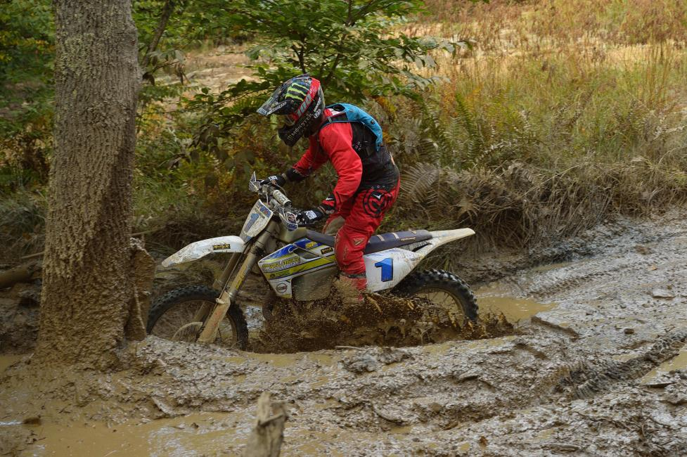 Thomas earned six wins in the FMF XC3 class in 2017.