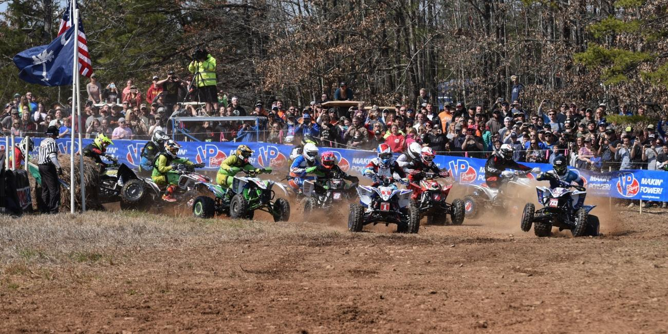 RacerTV Announces Release of 30-Minute Highlight Shows from Each Round of the 2017 AMSOIL GNCC Series