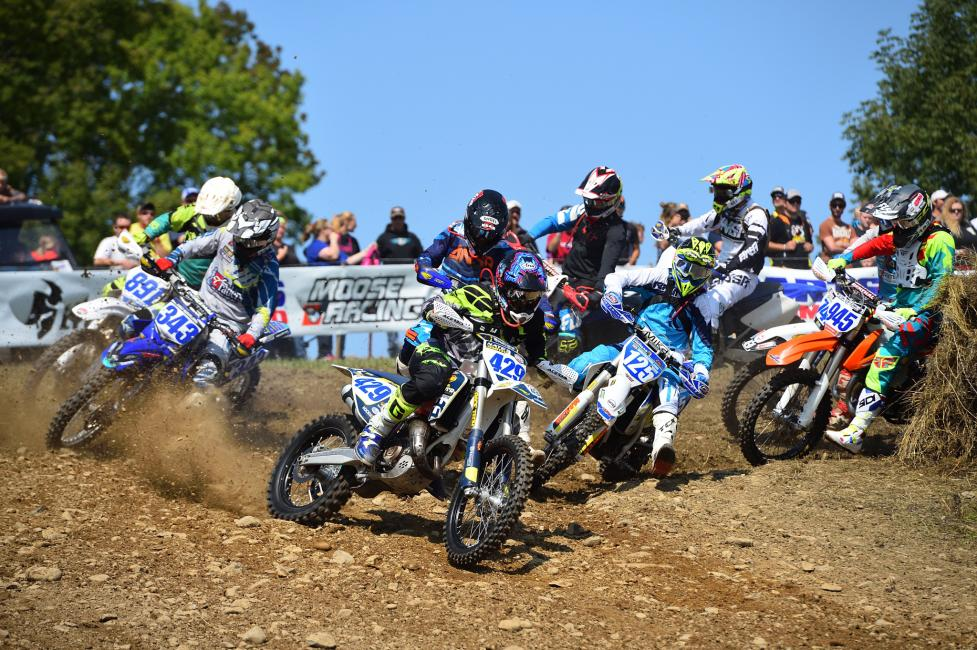 FMF's support will allow for a $13,000 purse exclusively for the FMF XC3 125 Pro-Am class.