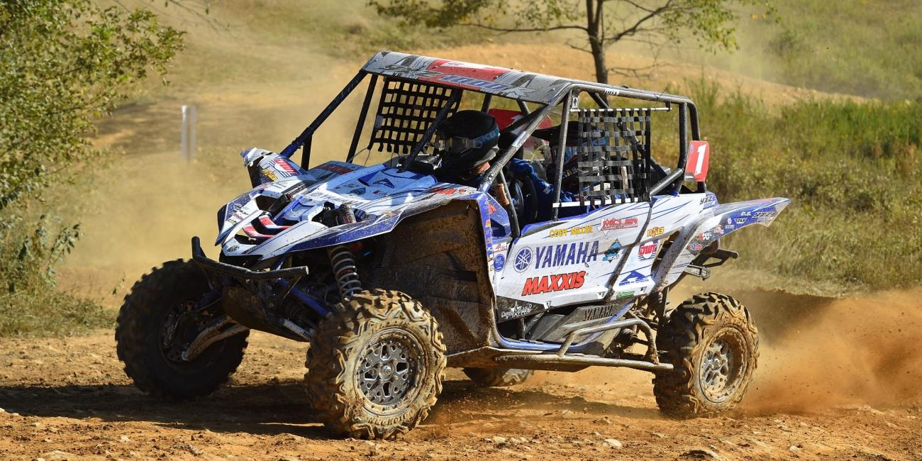 Yamaha Expands Support to UTV Racing as Feature Level GNCC Sponsor