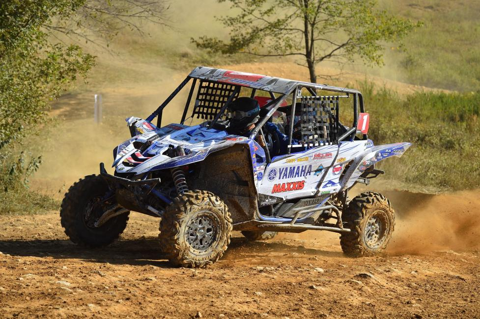 Yamaha will play a vital part in supporting the rapidly growing UTV portion of GNCC Racing.