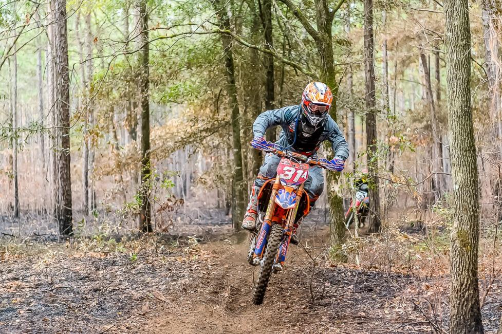 Steward Baylor put in a solid ride at last weekend's Sumter National Enduro to take the overall win!