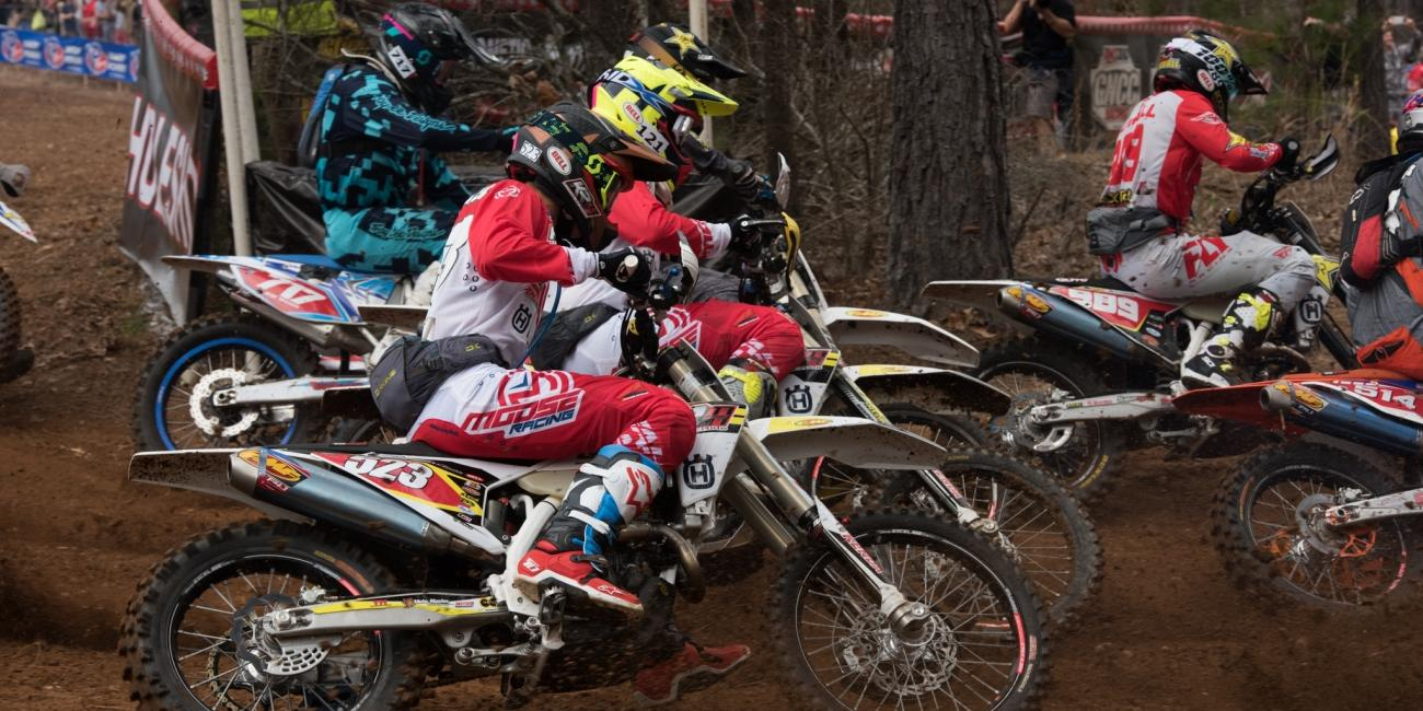 Kailub Russell Looks to Claim Second Win of 2018 GNCC Racing Season