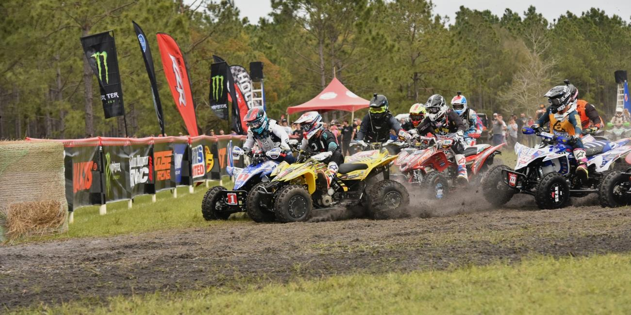 Walker Fowler Returns to the Podium at Round Two of the Moose Racing Wild Boar GNCC