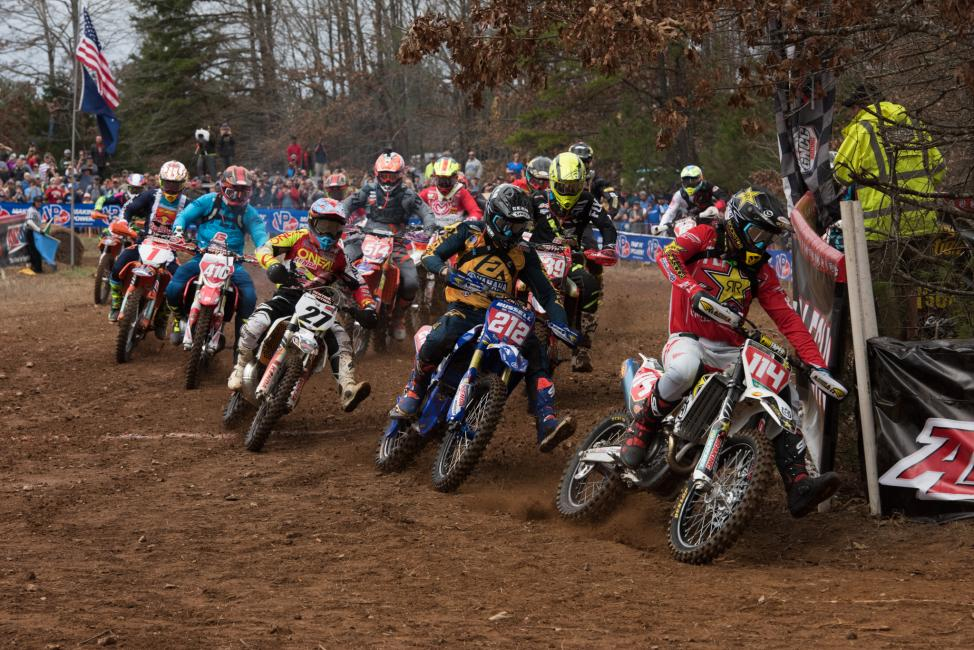 Full the 2018 GNCC Broadcast Schedule HERE.