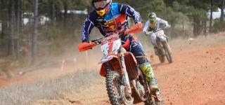 Kailub Russell Looks to Earn Fourth Consecutive Win at FMF Steele Creek GNCC