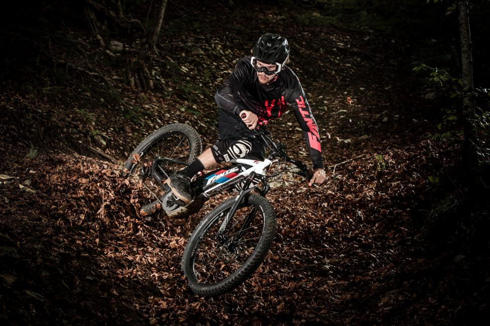 The XF1 Casa Full Suspension EMTB will be available at Camp Coker GNCC