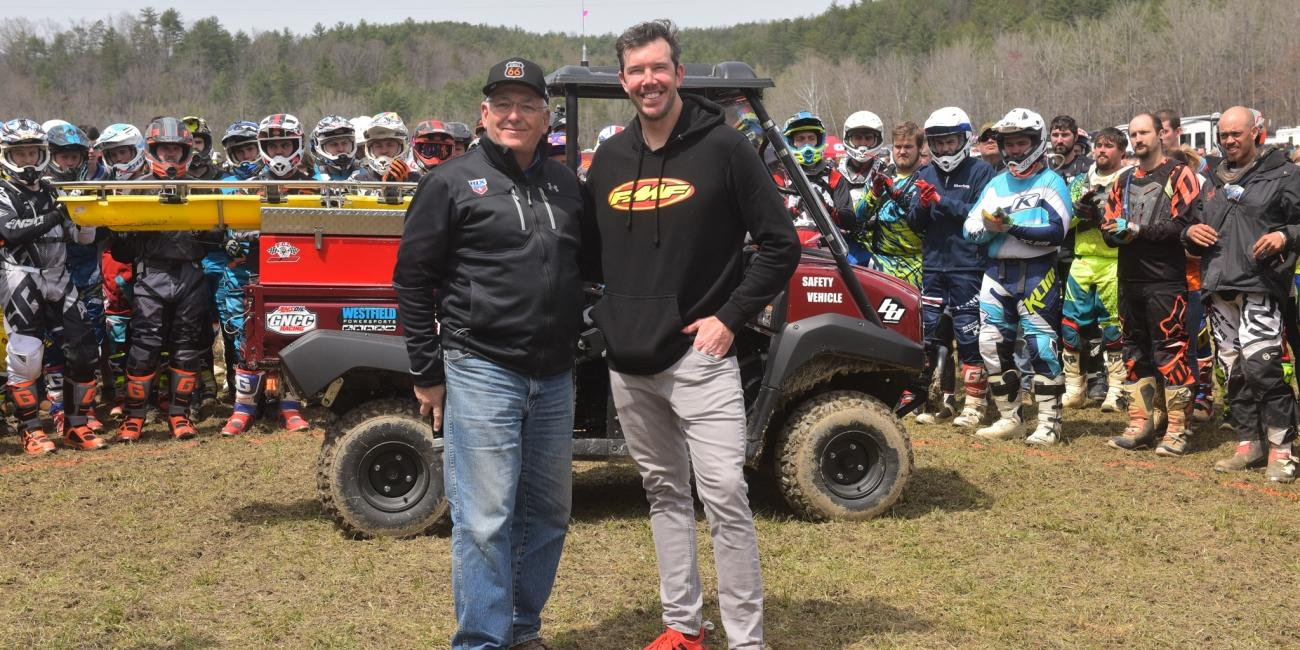 GNCC Racing Debuts Kurt Caselli Foundation GNCC Safety Vehicle
