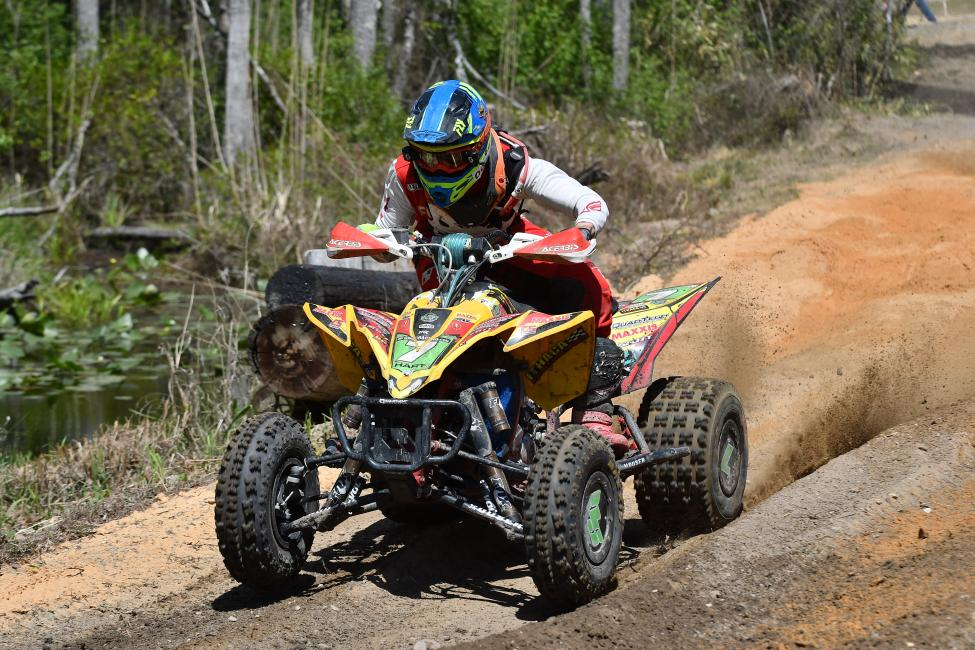 Walker fowler back on top at cst tires camp coker bullet - Spider graphix ...