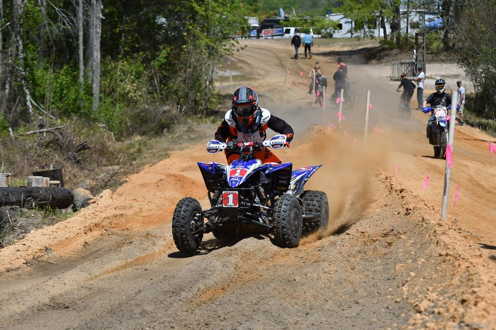 Walker Fowler maintains the ATV championship lead by 16 points.