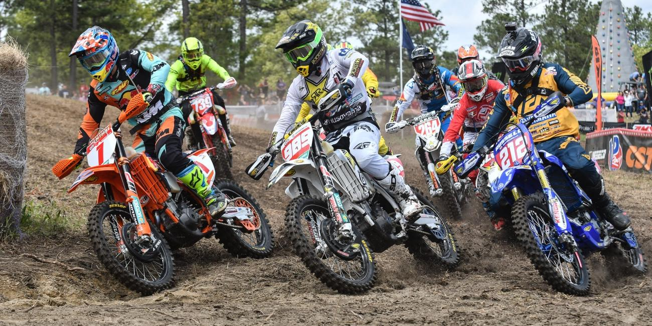 Kailub Russell Looks to Become Victorious at X-Factor Whitetails GNCC
