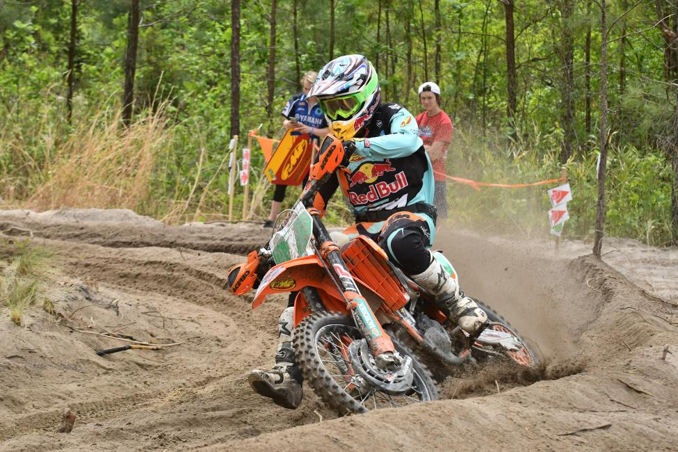 Defending XC2 250 Pro Champion, Josh Toth is hoping to earn another win this season and take home some valuable points in the championship battle.