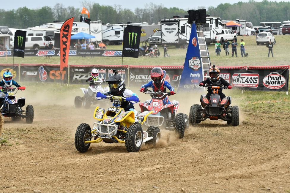 50cc Micro Racing took place at X-Factor Whitetails GNCC.