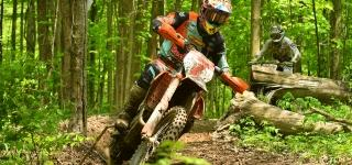 Russell and Duvall Prepare to Battle at The Wiseco John Penton GNCC