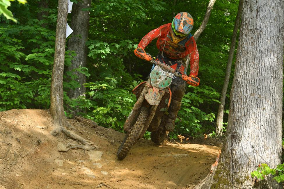 Josh Toth is hoping to add another XC2 250 Pro class win to his resume after this weekend is over.