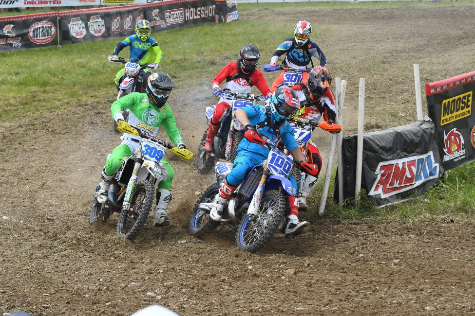 The FMF XC3 125 Pro-Am class has provided great battles for fans all season long.