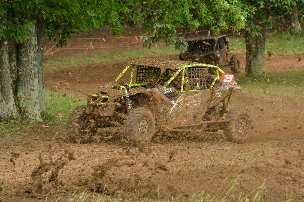 UTV Racing returns Saturday at 4 p.m., and Ohio native Kyle Chaney is looking to earn his third-straight UXC1 Pro Turbo win.