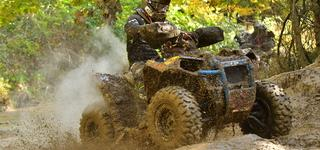 Photo Gallery: Ironman Morning ATVs