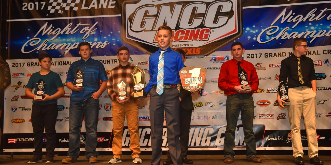 2018 GNCC ATV Night of Champions