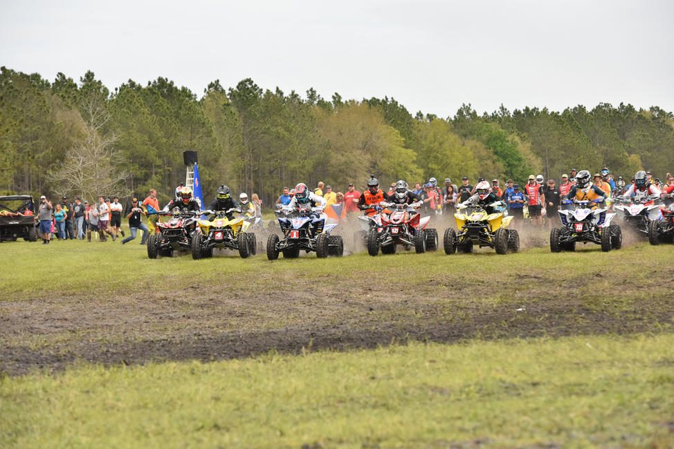 Round two of the 2018 season saw a tight battle for the XC1 ATV podium!