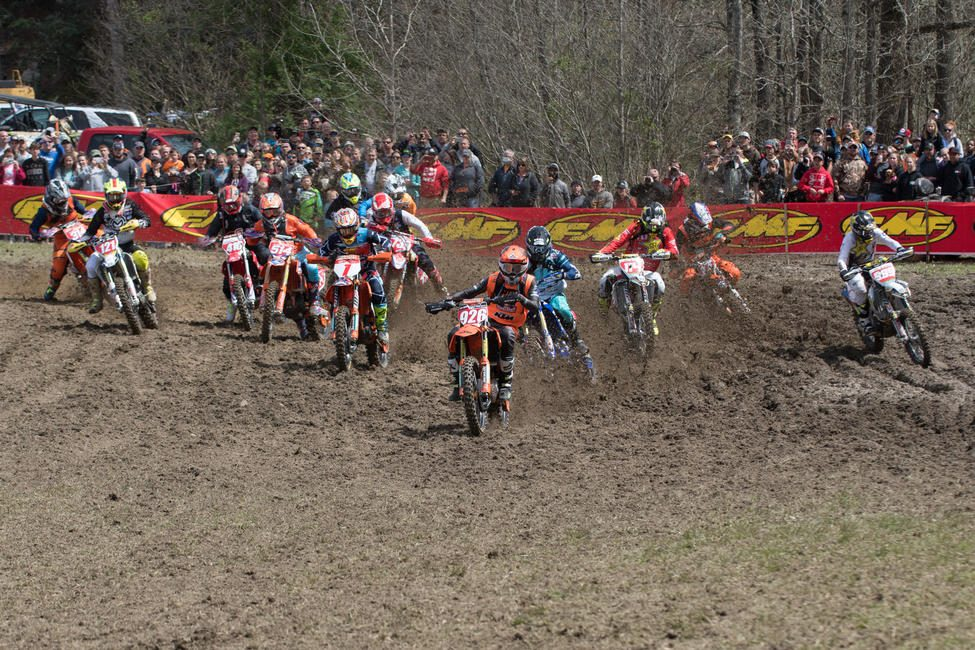 Steele Creek still stands out as the most unpredictable event of the GNCC schedule!