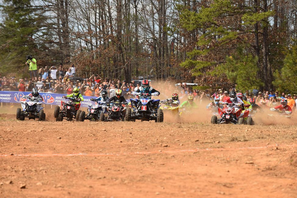 GNCC returns to broadcast cable television featuring 13 different highlight episodes, as well as LIVE coverage on RacerTV.com from all 13 ATV and bike pro races.