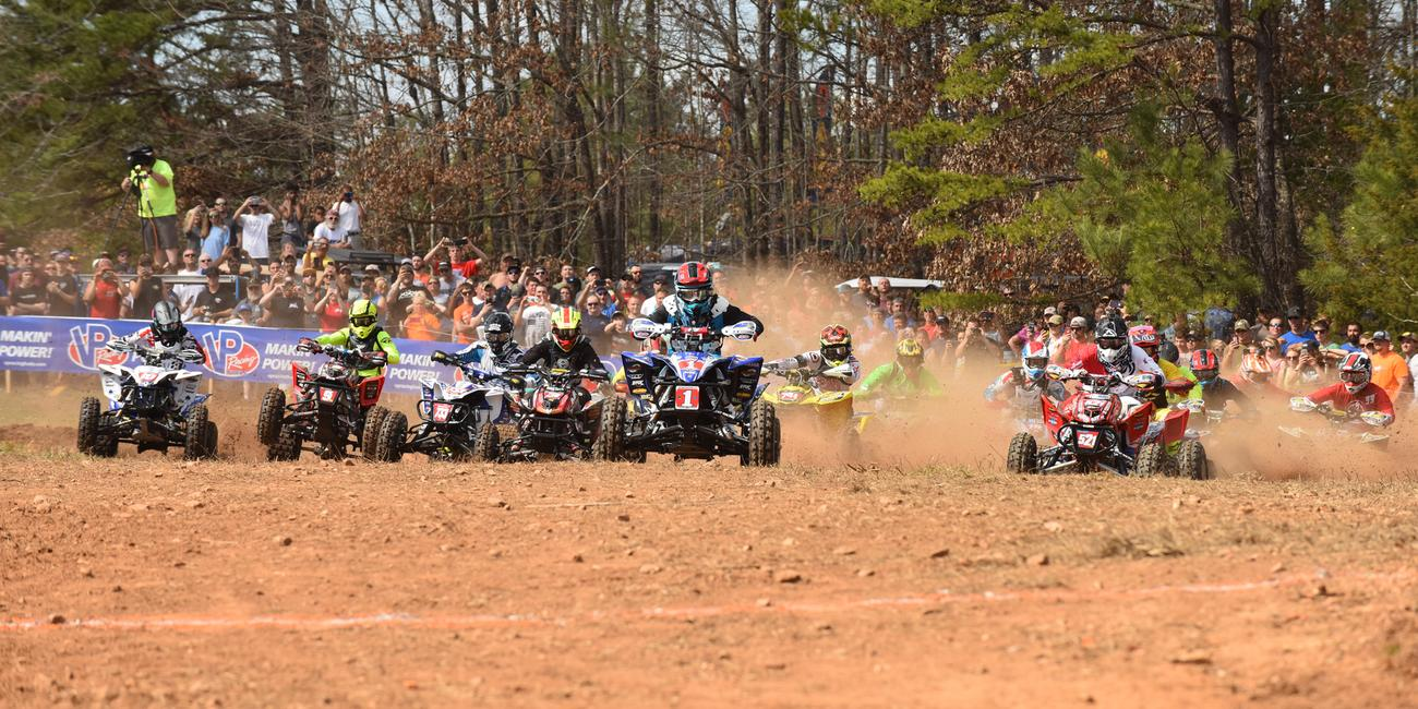 2019 NBCSN Television Schedule Announced for AMSOIL GNCC Season