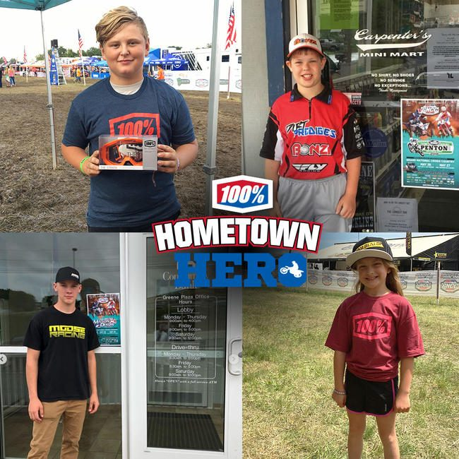 Click HERE to read more on the 100% Hometown Hero program.