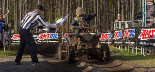 Walker Fowler Earns First Win of The Season at Wild Boar GNCC
