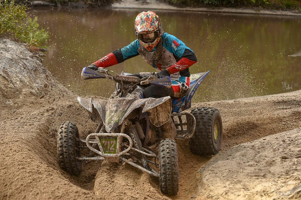John Glauda Jr. is looking to extend his XC2 points lead on Saturday with another class win.