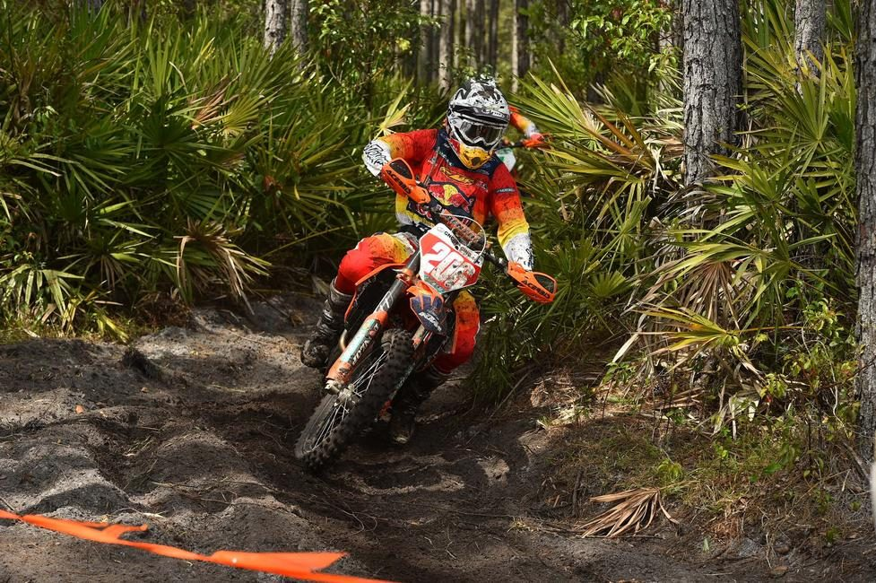 Josh Toth earned fifth in his XC1 Open Pro debut and sixth overall.