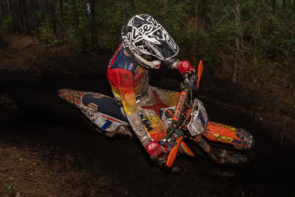 FMF XC3 125 Pro-Am defending champion Jesse Ansley is looking to keep his success rolling after earning the win at the Wild Boar GNCC.