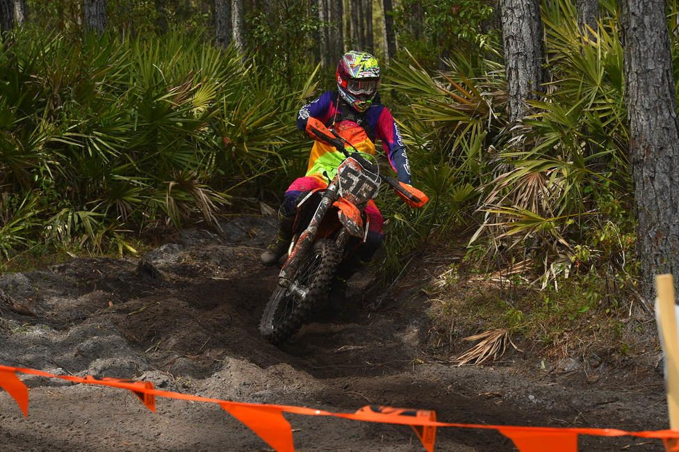 Ryder didn't have the best finish in Florida, but has steadily been working his way up.
