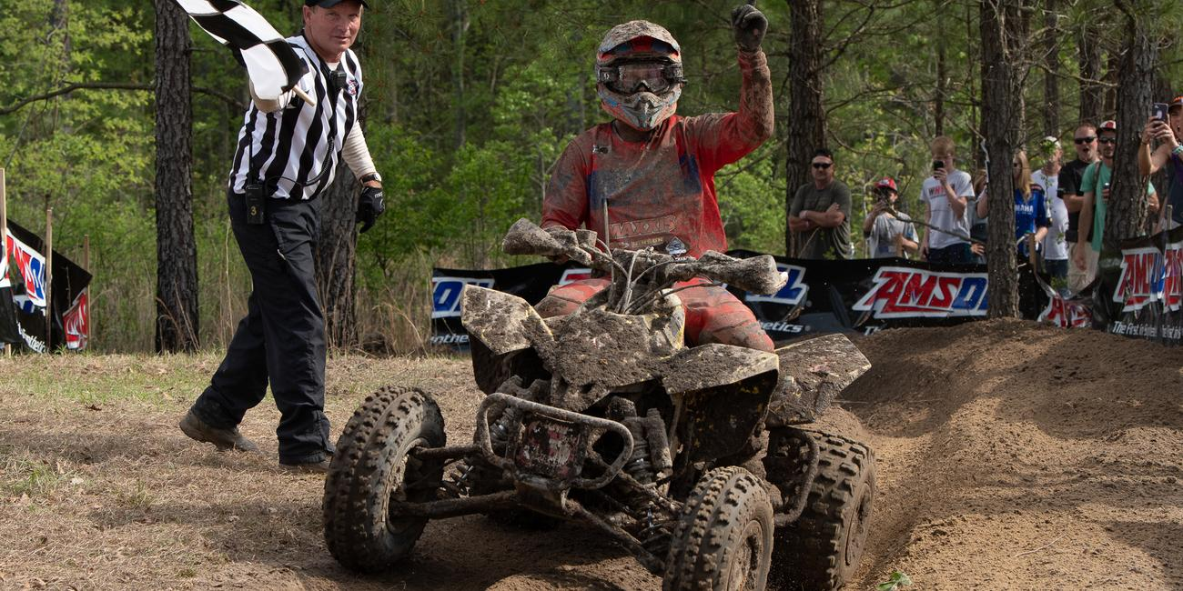 Chris Borich Captures CST Tires Camp Coker Bullet GNCC Victory