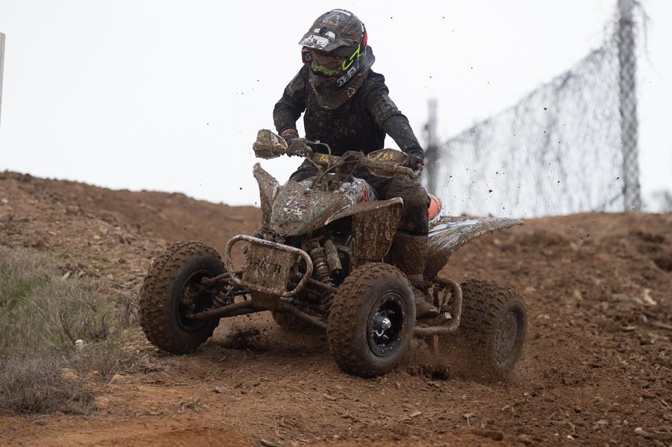 Cooper Stewart currently sits seventh in the YXC1 points standings.